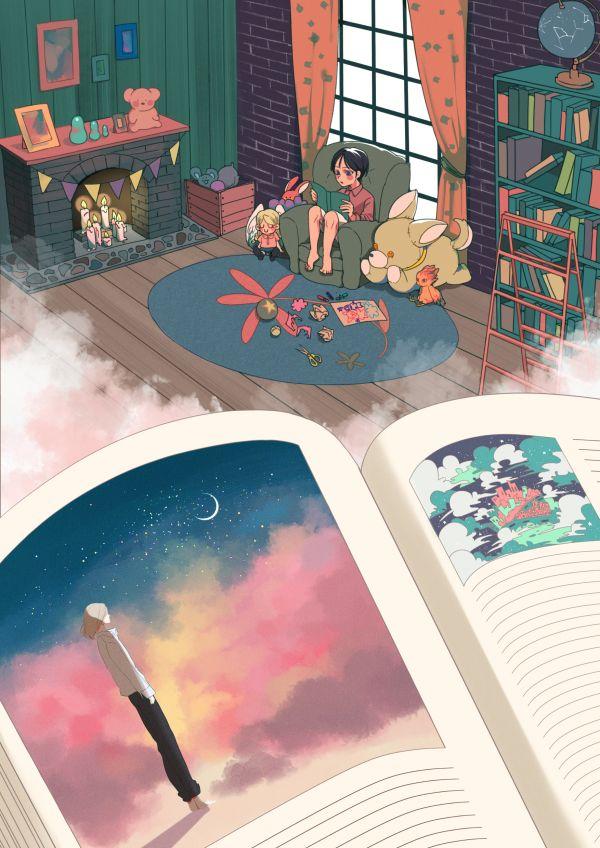 01. 어렸을 때 읽은 동화책