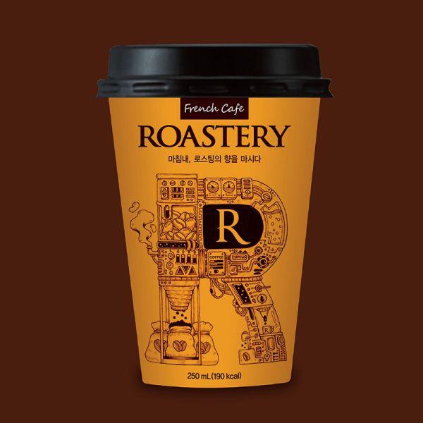 ROASTERY R (커피머신)